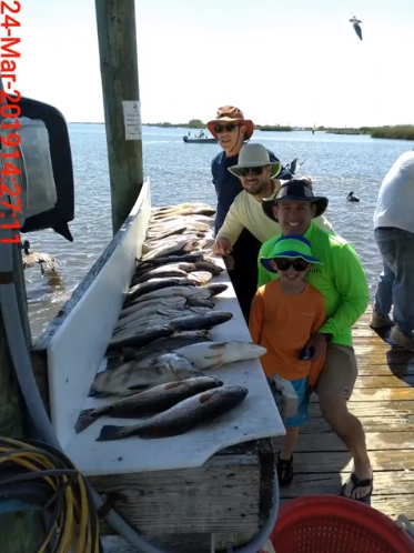 a39eccd642f39 Hurry up and book your next fishing adventure with Duvalle s Cajun Charters  and this could be you.