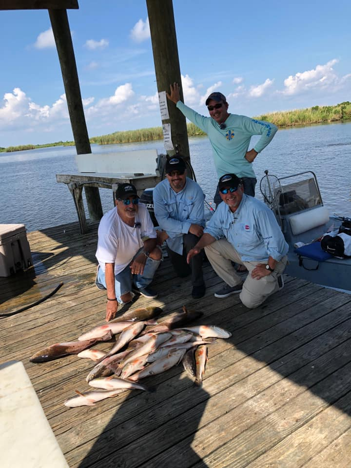 Delacroix Fishing Report | Sweetwater Guide Service
